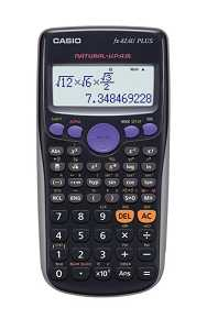 CALCULATOR CASIO FX-82AU SCIENTIFIC