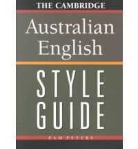 AUST ENGLISH STYLE GUIDE