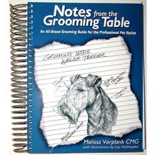 NOTES FROM THE GROOMING TABLE 2E