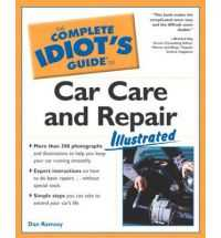CIG CAR CARE & REPAIR ILLUSTRATED