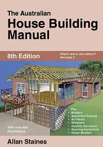 AUSTRALIAN HOUSE BUILDING MANUAL e8