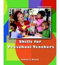 SKILLS FOR PRESCHOOL TEACHERS E8