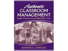 AUTHENTIC CLASSROOM MANAGEMENT