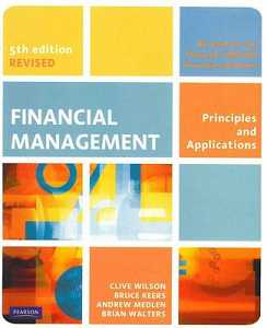 FINANCIAL MANAGEMENT P & A e5 REV