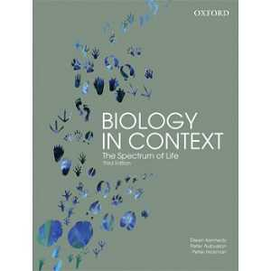 BIOLOGY IN CONTEXT e3