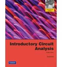 INTRODUCTORY CIRCUIT ANALYSIS e12