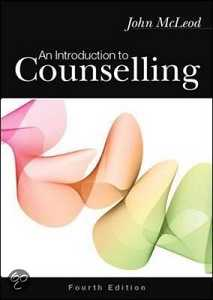 AN INTRO TO COUNSELLING