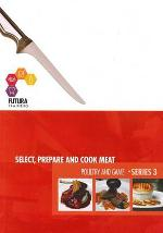 SELECT, PREP AND COOK MEAT & POULTRY AND GAME S3 CD/BOOK