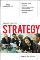 MANAGERS GUIDE TO STRATEGY