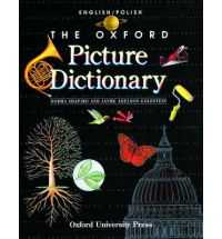 OXFORD PICTURE DICTIONARY ENGLISH-POLISH