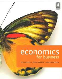 ECONOMICS FOR BUSINESS e4