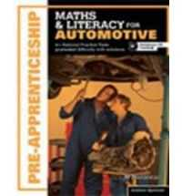 MATHS & LITERACY FOR APPRENTICES: AUTOMOTIVE