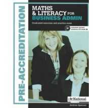 MATHS & LITERACY FOR APPRENTICES: BUSINESS ADMIN