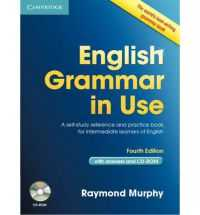 ENGLISH GRAMMAR IN USE W/ANSWERS + CD e4