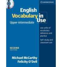ENGLISH VOCAB IN USE - UPPER INTERMEDIATE W/CD
