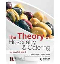 THEORY OF HOSPITALITY & CATERING e12