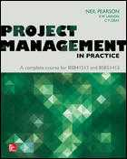 PROJECT MANAGEMENT IN PRACTICE + CNCT