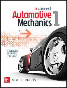 AUTOMOTIVE MECHANICS 1 e9 + CONNECT