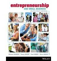 ENTREPRENEURSHIP & SMALL BUSINESS: ASIA PACIFIC EDITION e4
