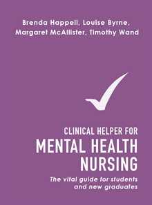 CLINICAL HELPER FOR MENTAL HEALTH NURSING