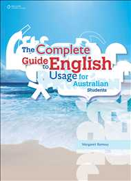 COMPLETE GUIDE TO ENGLISH USAGE FOR AUSTRALIAN STUDENTS e5