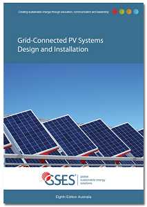 GRID-CONNECTED PV SYSTEMS DESIGN &INSTALLATION e8
