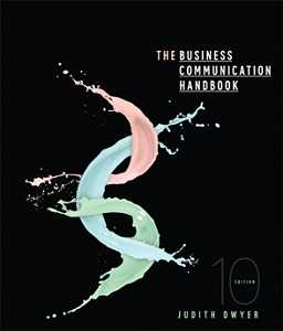 BUSINESS COMMUNICATION HANDBOOK e10 + SRA