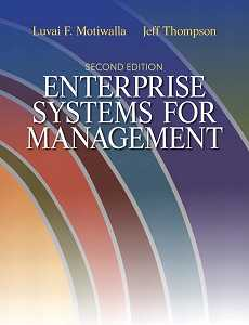 ENTERPRISE SYSTEMS FOR MANAGEMENT e2