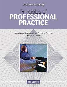 PRINCIPLES OF PROFESSIONAL PRACTICE e7