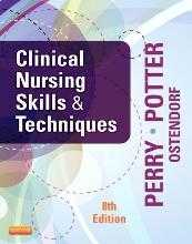 CLINICAL NURSING SKILLS & TECHNIQUES e8