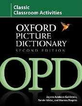 OXFORD PICTURE DICTIONARY CLASSIC CLASSROOM ACTIVITIES e2