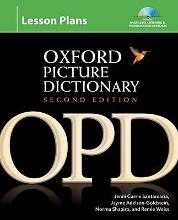 OXFORD PICTURE DICTIONARY LESSON PLANS e2