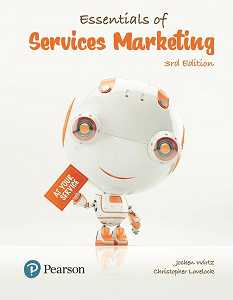 ESSENTIALS OF SERVICES MARKETING e3, GLOBAL EDITION