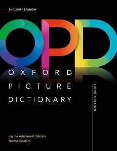 OXFORD PICTURE DICTIONARY ENGLISH-SPANISH e3