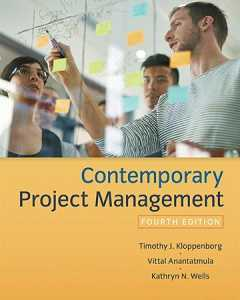 CONTEMPORARY PROJECT MANAGEMENT e4