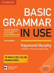 BASIC GRAMMAR IN USE e4 W/ANSWERS + CD